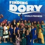 Finding Dory Review – Plus Blue Carpet Fun!