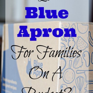 Blue Apron For Families On A Budget