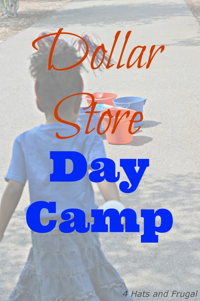 Dollar Store Day Camp