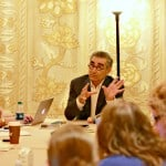 Exclusive Interview with Finding Dory's Eugene Levy