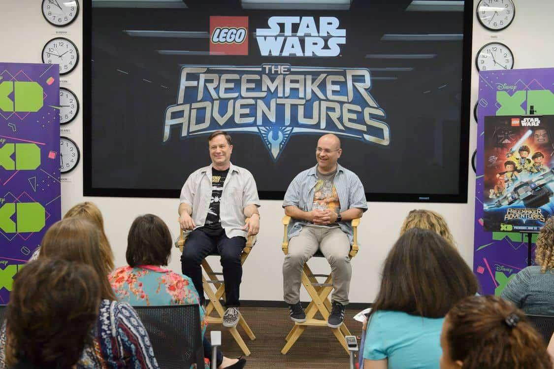 Lego Freemaker