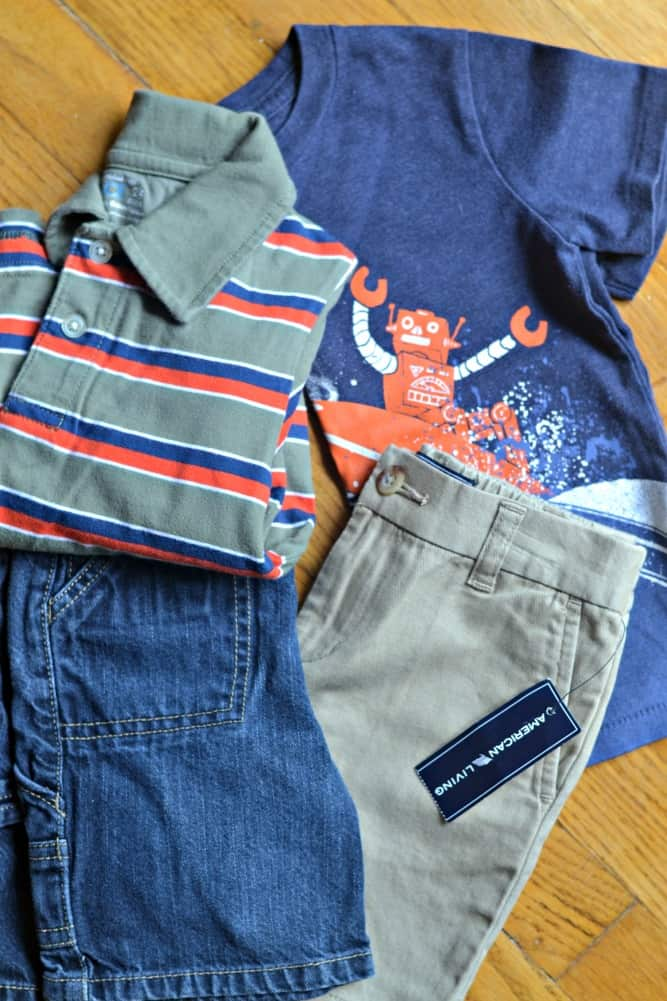 LOTEDA James clothes