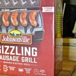 Johnsonville Sizzling Sausage Grill is BAE
