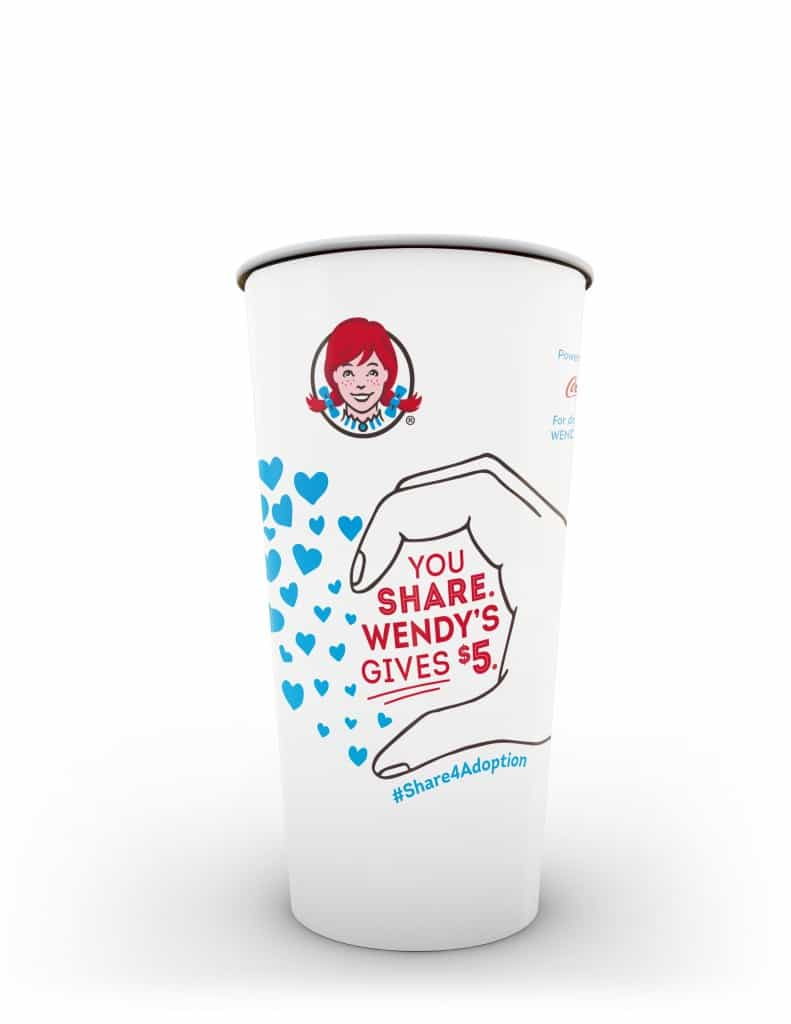 Wendy's Cause Cup