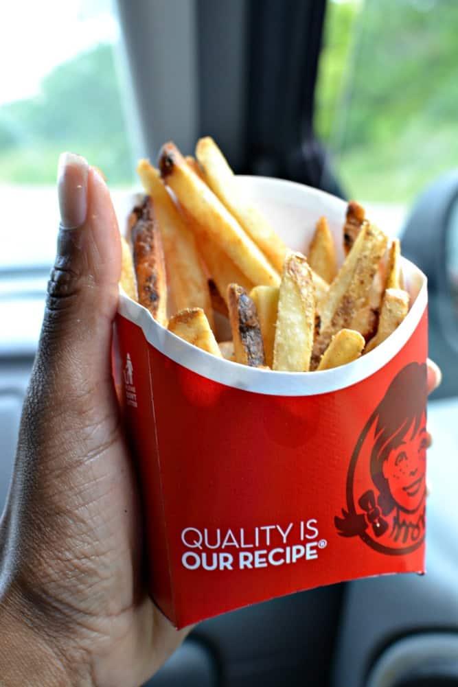 Wendy's fries