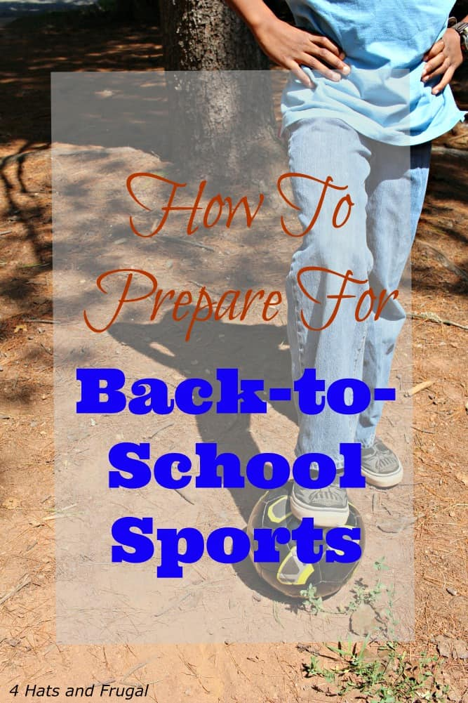 This mom shares a big secret: how to prepare for back-to-school sports in one step. #GoBackHealthy #Ad