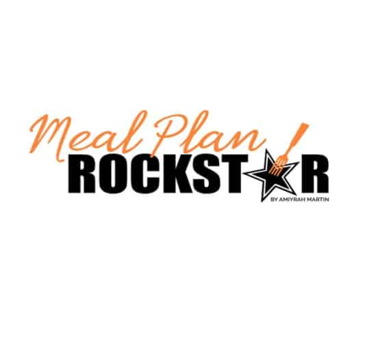 Meal Plan Rockstar