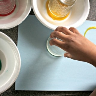 messy crafts for kids