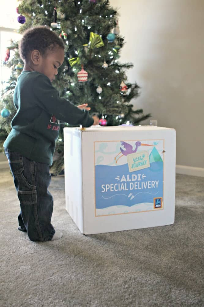 5 Reasons We Love ALDI's Little Journey Line