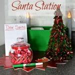 DIY Santa Station