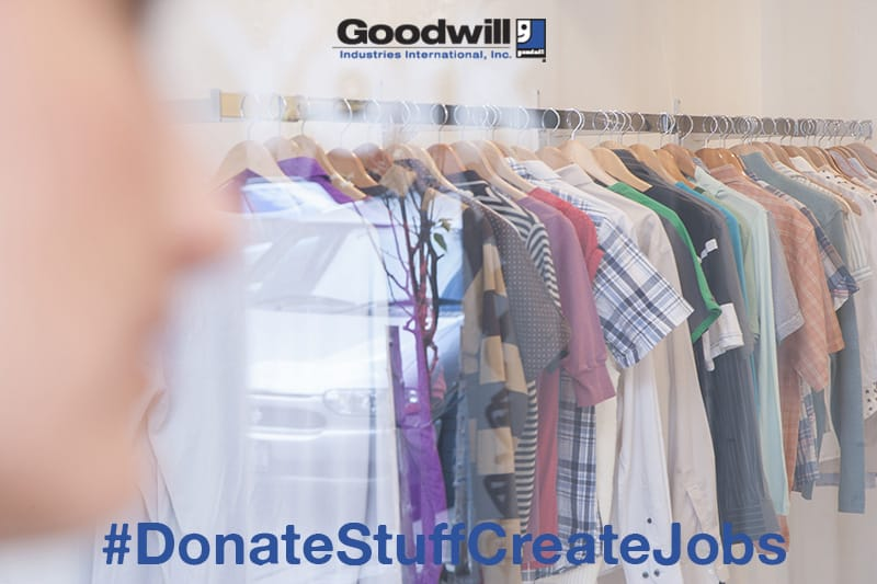 The Give Back Box and Goodwill