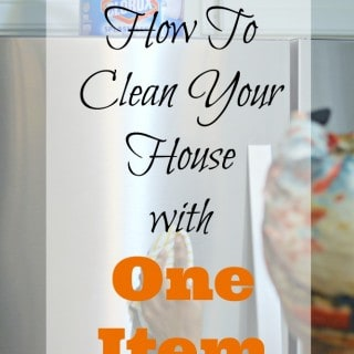Clean Your House With One Item hero