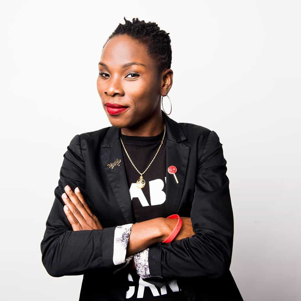 Black Blogger Pioneers - Luvvie Ajayi