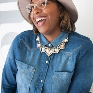 Black Blogger Pioneers - Stacey Ferguson