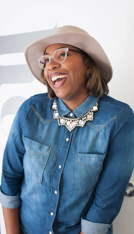 Black Blogger Pioneers - Stacey Ferguson