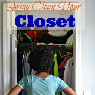 How To Spring Clean Your Closet hero