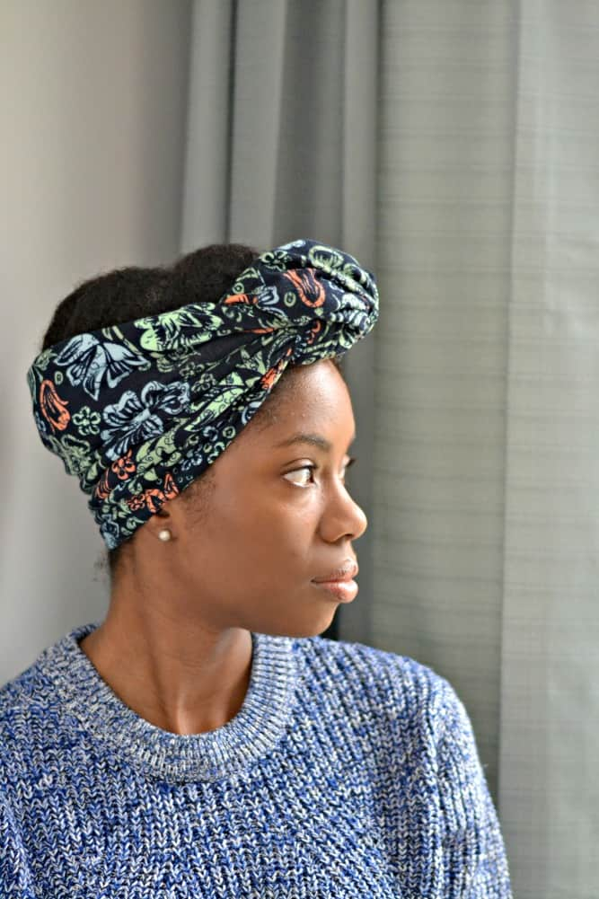 How To Wear Leggings As A Head Wrap 4 Hats And Frugal