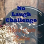 No Laugh Challenge – Movie Quote Edition