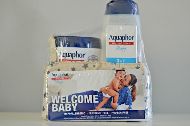 Aquaphor Welcome Baby Gift Basket