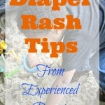 Our Diaper Rash Tips and Tricks + a Giveaway