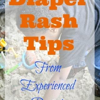 Diaper Rash Tips and Tricks