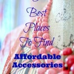 5 Best Places To Find Affordable Accessories