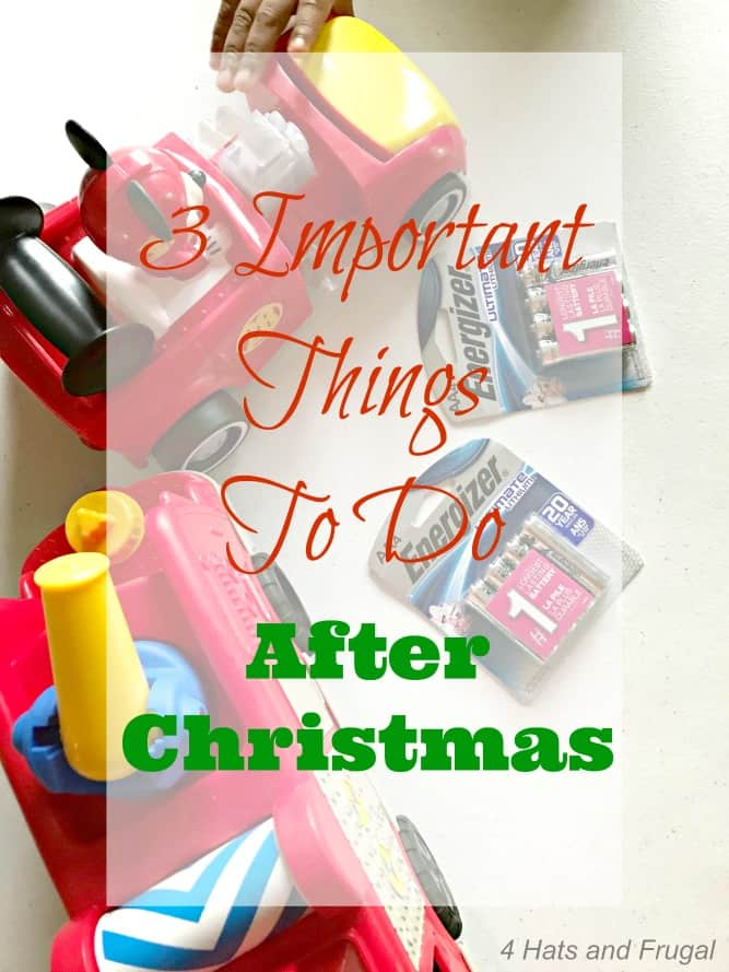 3 important things to do after Christmas hero