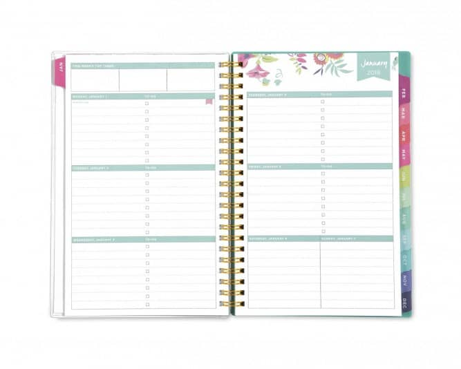planners under 20 dollars