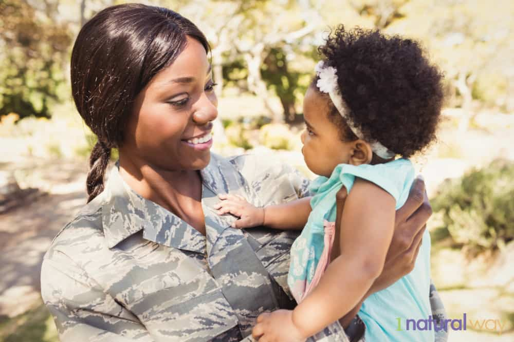 Survival Tips For Pregnant Moms In The Military