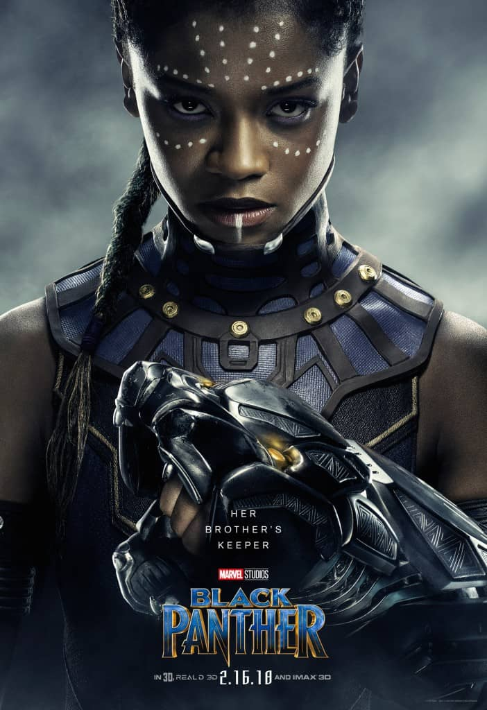 Shuri; Marvel's Black Panther