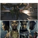 The Women of Marvel's Black Panther