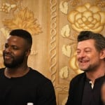 Exclusive Interview With Andy Serkis and Winston Duke – Black Panther Villains