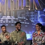 5 Quotes from the Black Panther Press Conference
