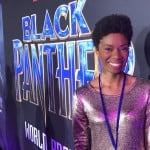 Fun on the Black Panther Red Carpet #BlackPantherEvent