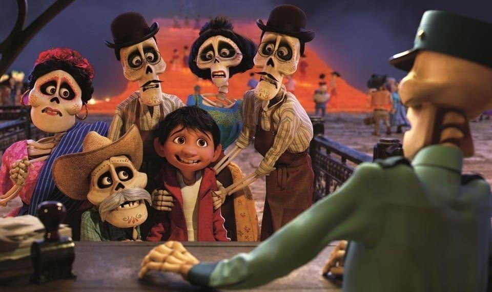 Disney Pixar Coco 1
