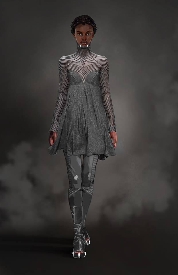 Shuri costume Black Panther