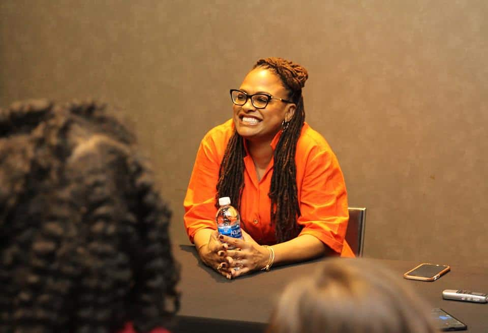 Ava DuVernay On The Power of Gratitude - A Wrinkle In Time