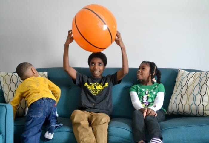 Family Fun For March Madness 4