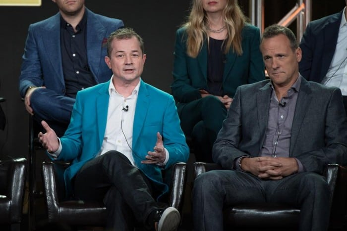Interviewing The Cast Of ABC's For The People 2