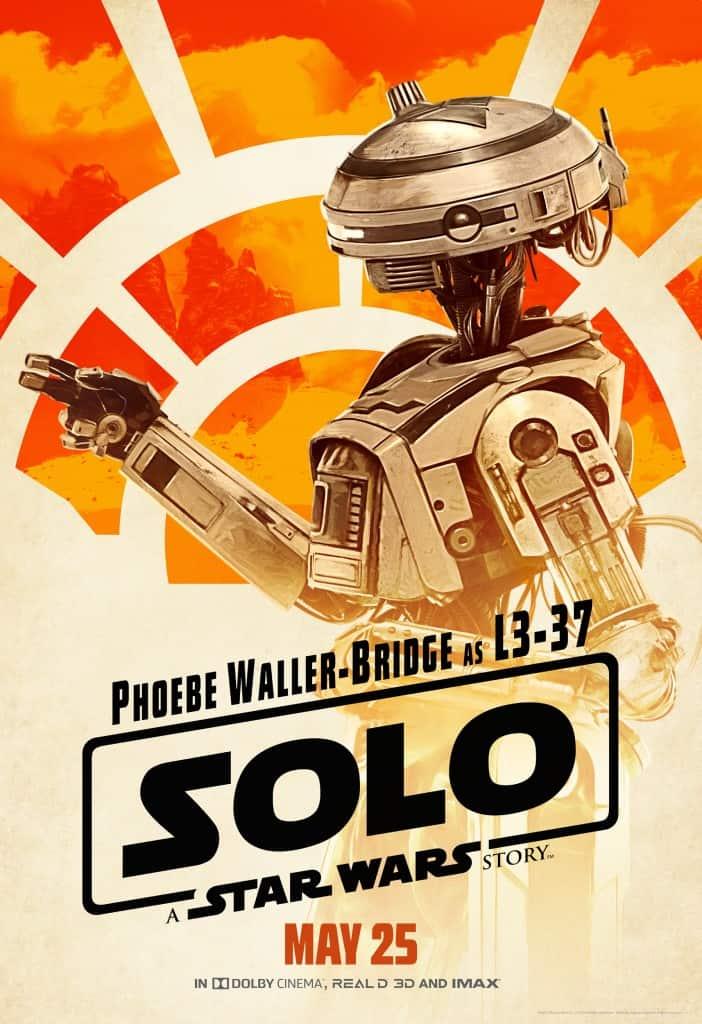 L337 droid Han Solo
