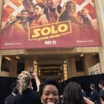 Fun At The SOLO: A Star Wars Story World Premiere