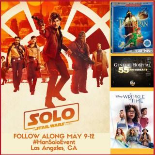 Solo A Star Wars Story Junket