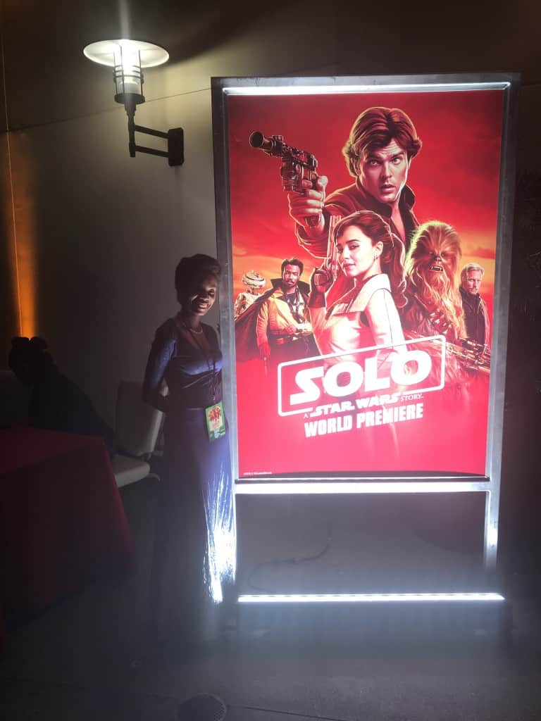 Solo a star wars story after party
