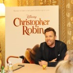 Exclusive Interview with Ewan McGregor – Christopher Robin