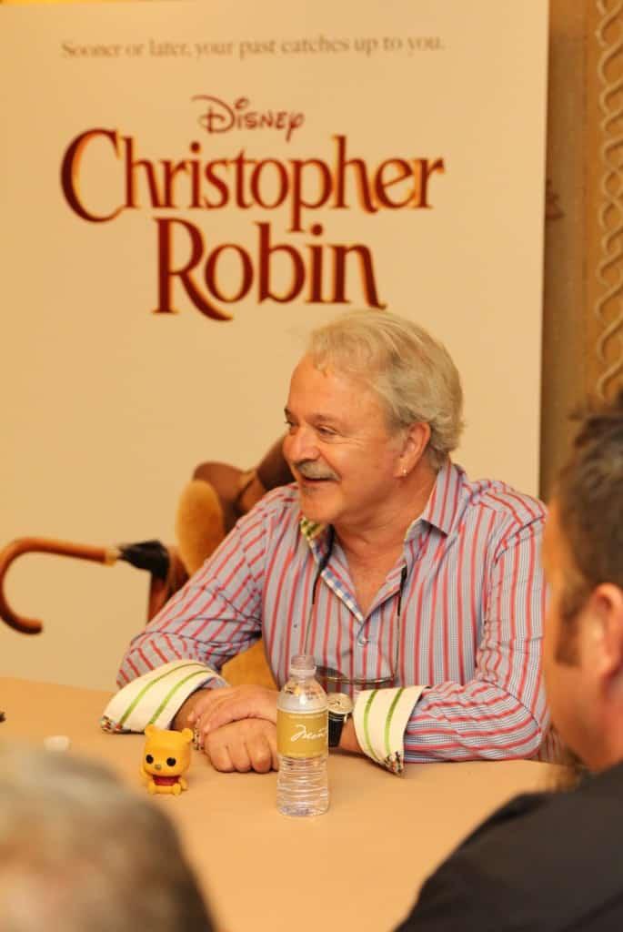 Interview Jim Cummings Winnie the Pooh
