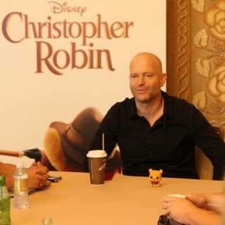 Interview with Marc Forster Christopher Robin