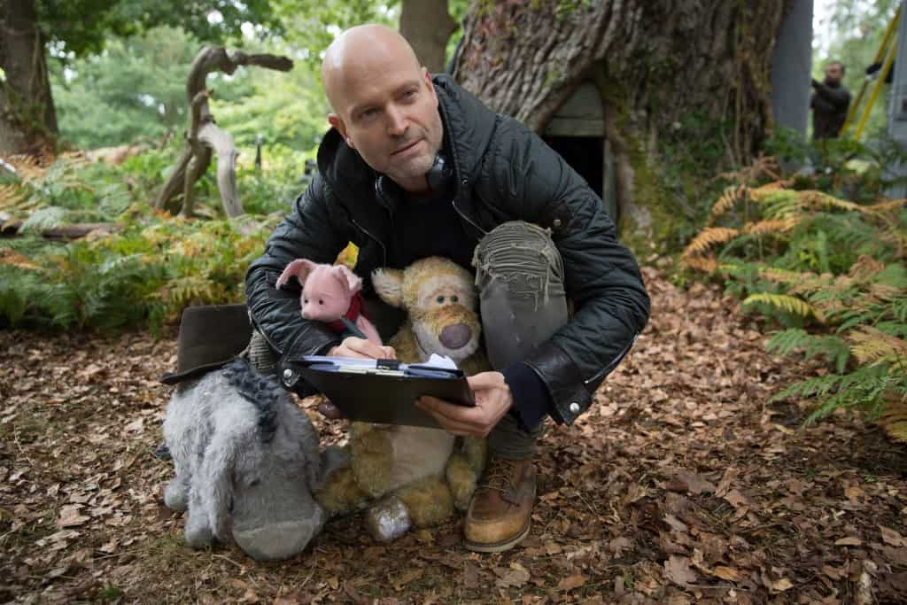 Exclusive Interview with Marc Forster Christopher Robin