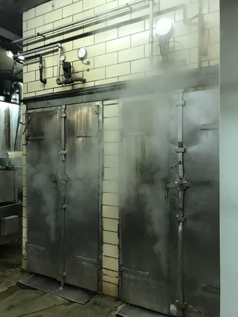 Queen City Sausage Plant Smokehouse