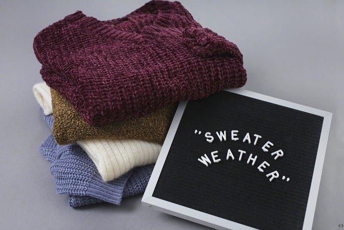 Check out this mom's fashion favorites for October, which include cute booties, sweaters that go with the weather, and the coolest glasses ever!