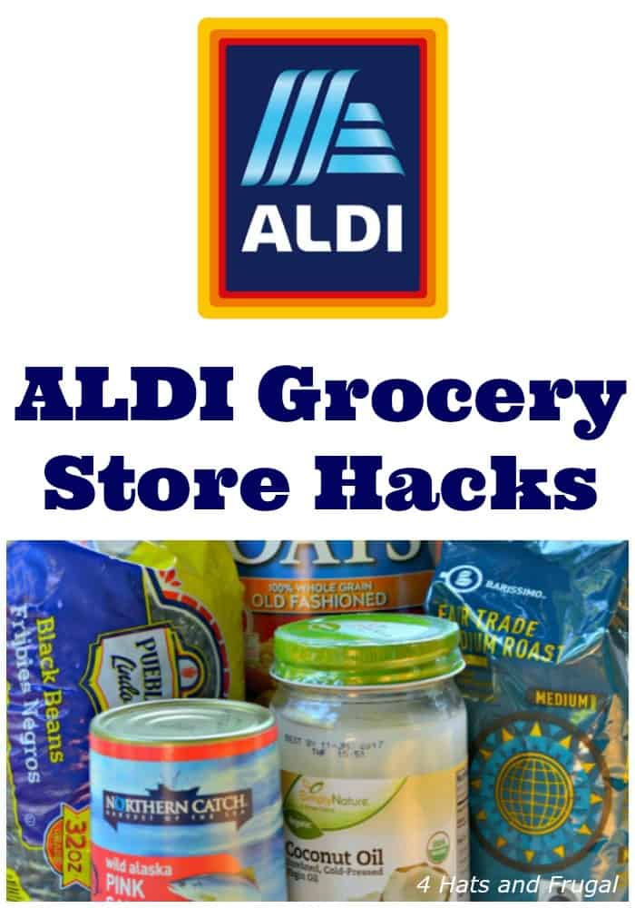 Do you have a new ALDI grocery store in your neighborhood? Check out these ALDI grocery store hacks most people don't know about!